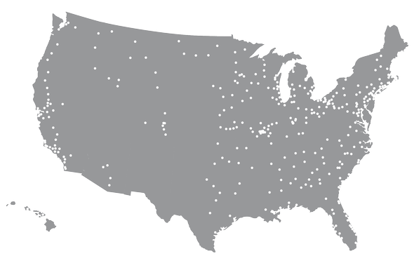 Stifel's Location Map